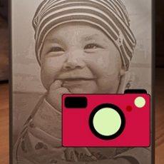 Laat uw foto 3D printen, upload hier uw afbeelding